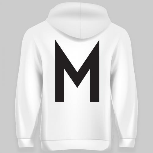Mikina bílá Marcus 8 8fb9a653d11