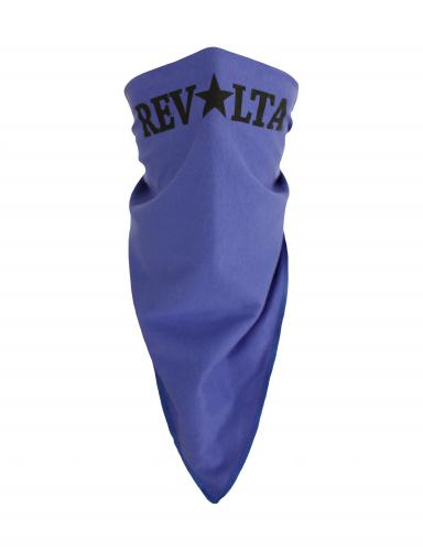 Šátek Revolta modrý 32d9db42326